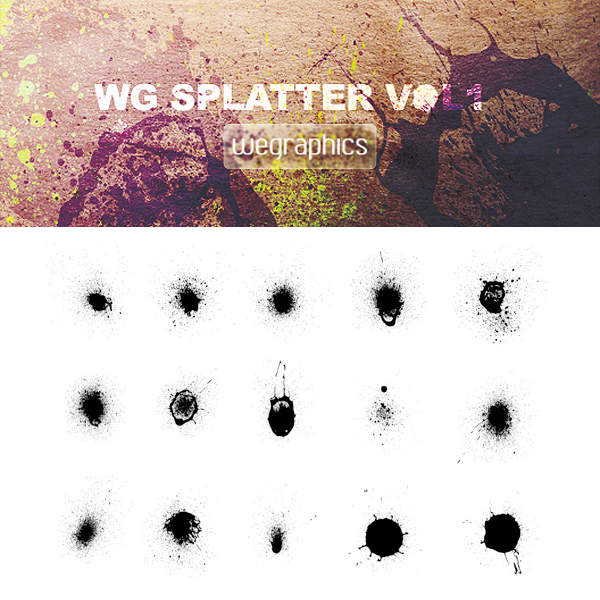 WG Splatter vol 1