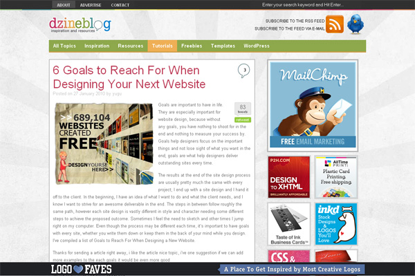 6 Goals to Reach For When Designing Your Next Website