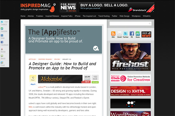 A Designer Guide: How to Build and Promote an App to be Proud of