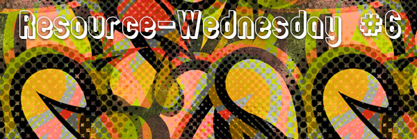 Resource-Wednesday #6
