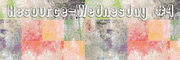 Resource-Wednesday #4