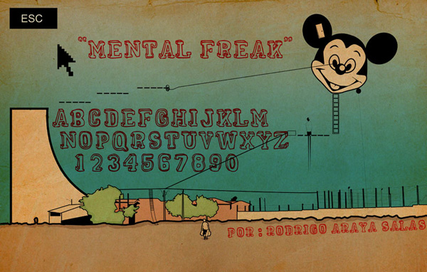 Mental Freak