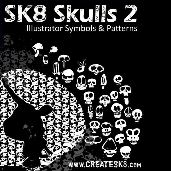SK8 Skulls 2