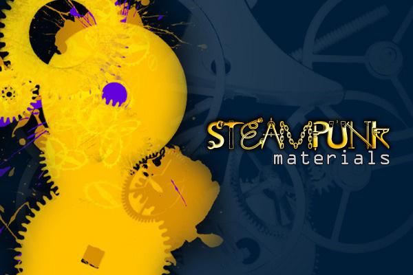 Steampunk Materials