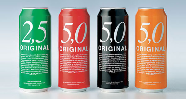 5,0 Original Cans
