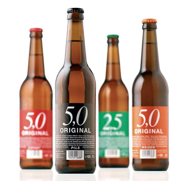 5,0 Original Bottles