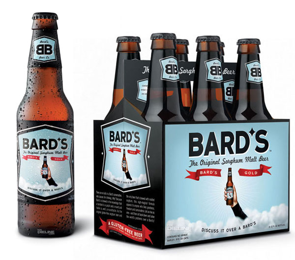 Bard's Bottle and Package