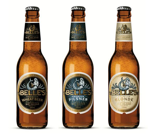 Belle's Bottles