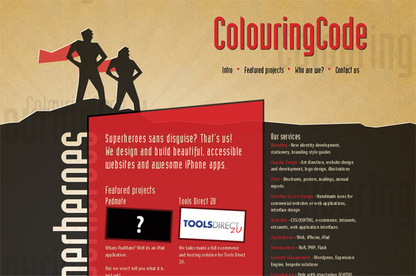 ColouringCode