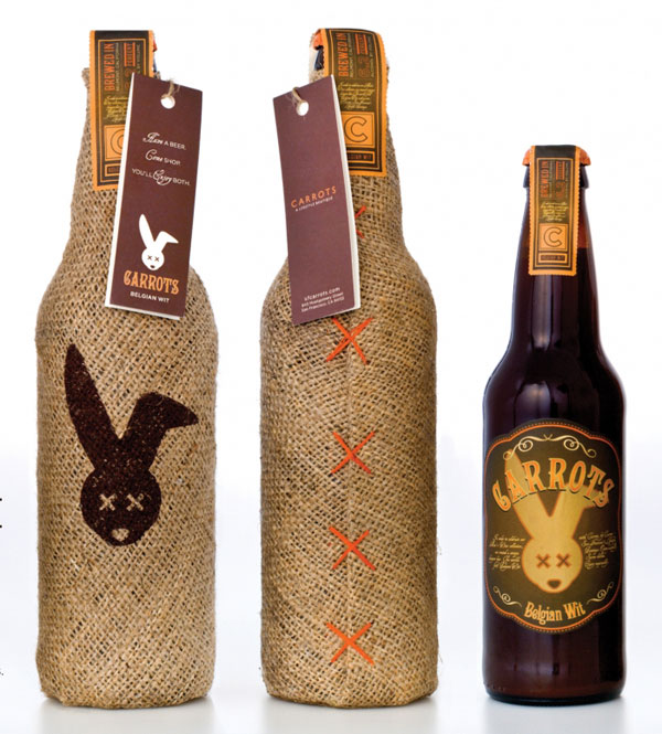 Dead Rabbits and Carrots Bottle