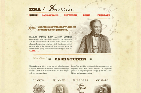 DNA to Darwin