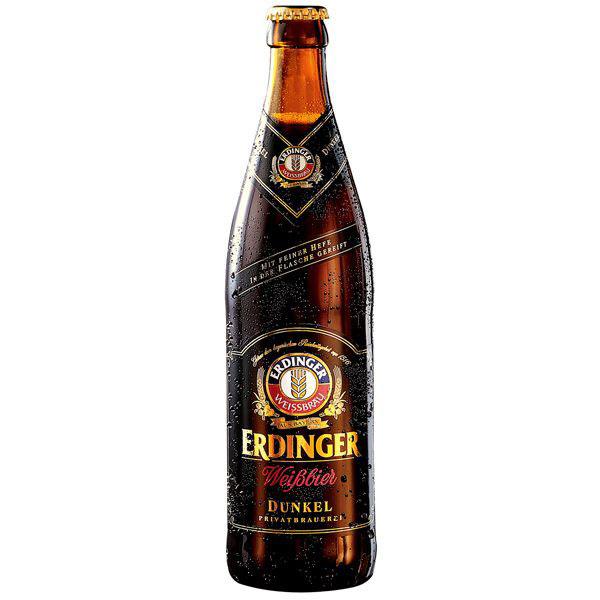 Erdinger Weissbier Dunkel Bottle