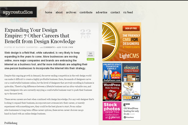 Expanding Your Design Empire: 7 Other Careers that Benefit from Design Knowledge