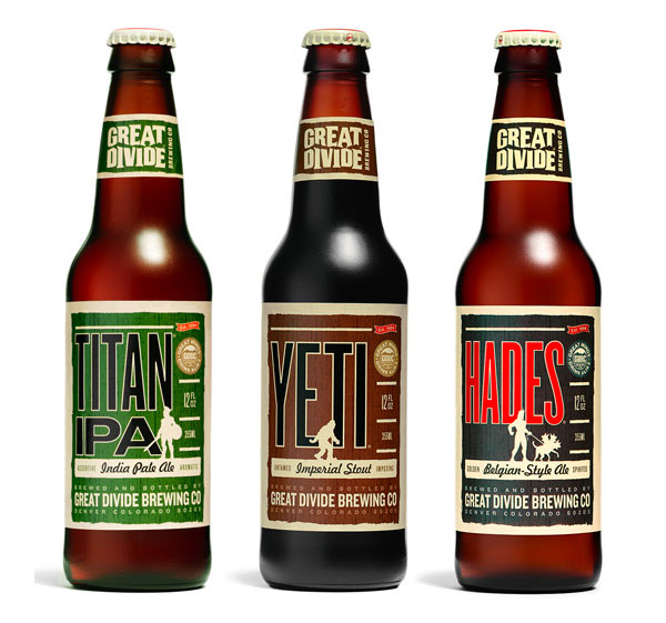 Great Divide Brewing Co. Bottles