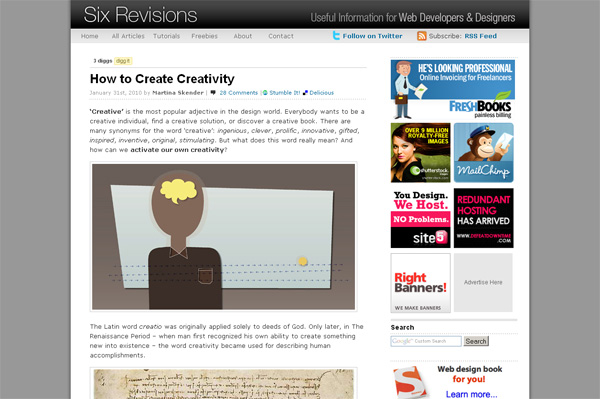 How to Create Creativity