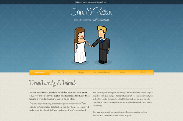 Jon and Katie are getting Married!