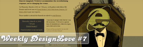 Weekly DesignLove #7