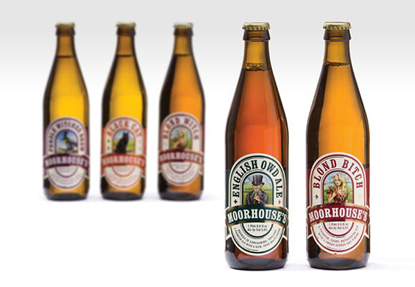 Moorhouse's Brewery Bottles
