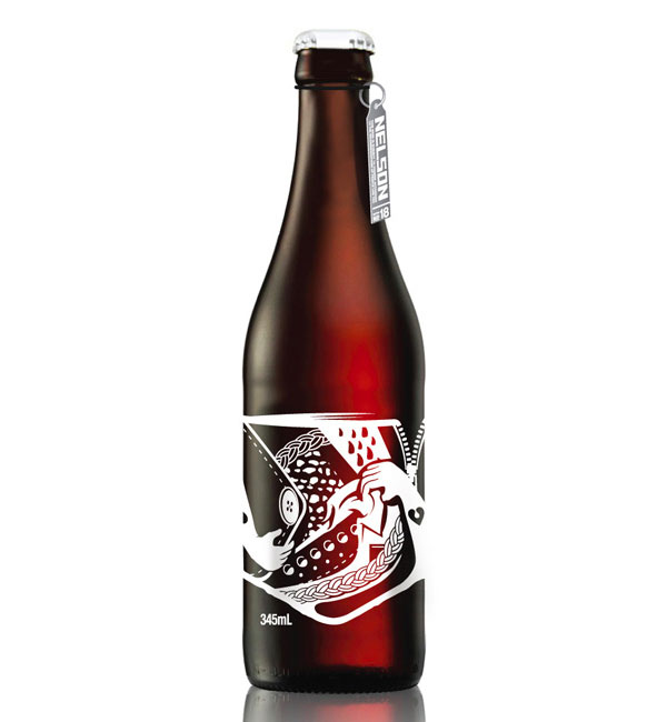 Nelson Brewing Bottle