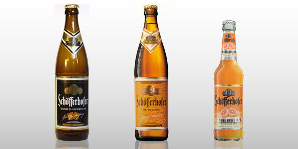 Schoefferhofer Bottles