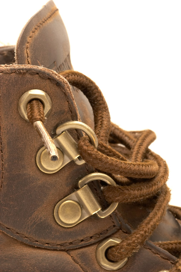 Boot Closeup