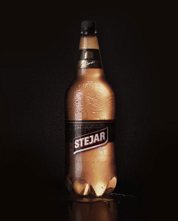Stejar Plastic Bottle