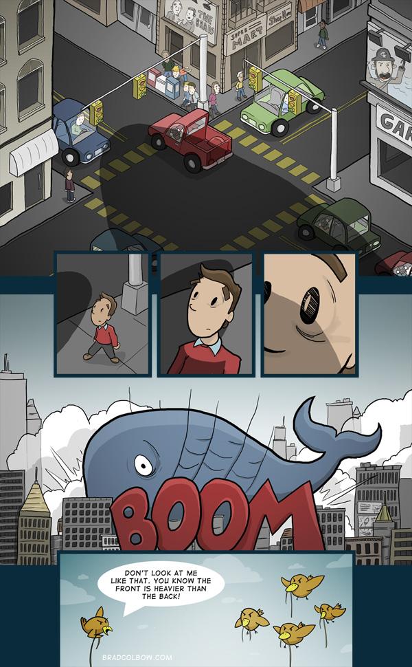 The Brads - Fail Whale
