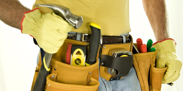 The Contractor: Choose the Right Tools
