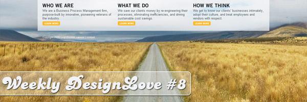 Weekly DesignLove #8