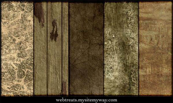 Natural Grunge Textures