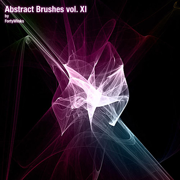 Abstract Brush Pack Vol.11