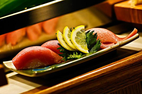 Lemon Sushi
