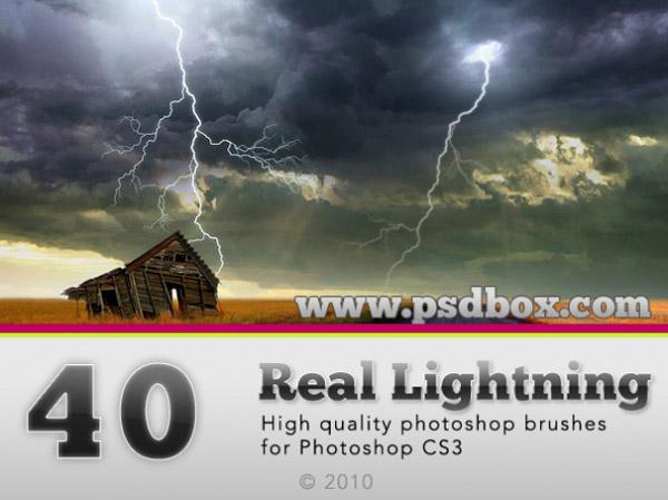 Real Lightning