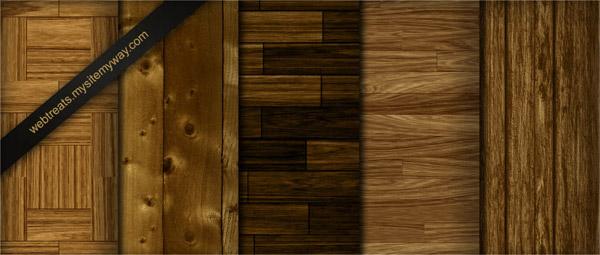 Tileable Wood