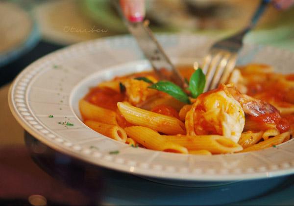 Tomato Penne